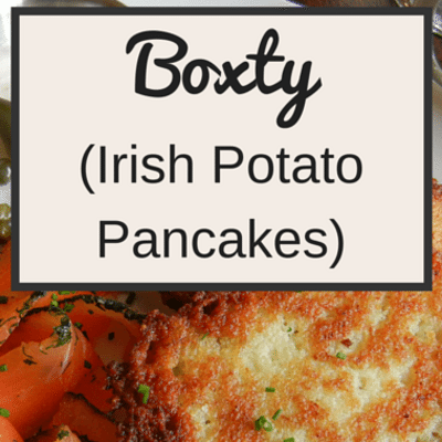 The Chew: Boxty (Irish Potato Pancakes) Recipe