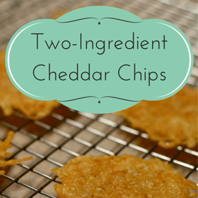 "Rachael Ray: Kitchen Twins' Broccoli ""Stars"" & Cheddar Chips"