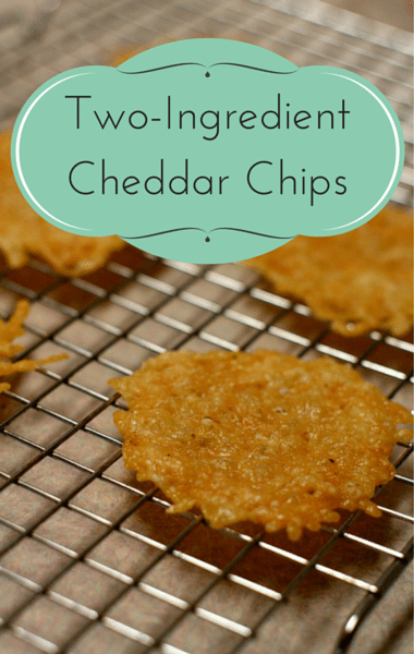 "Rachael Ray: Kitchen Twins' Broccoli ""Stars"" & Cheddar Chips"