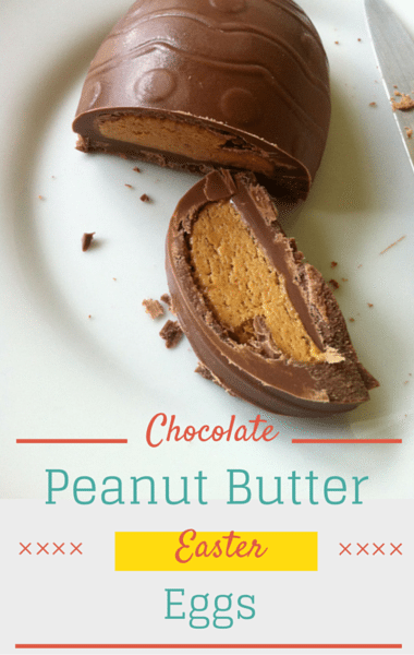 The Chew: Chocolate Peanut Butter Easter Eggs Recipe