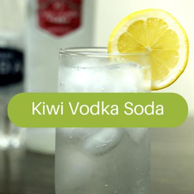 The Chew: Grandma's Kiwi Vodka Soda
