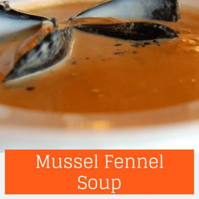 The Chew: Mussel Fennel Soup Recipe