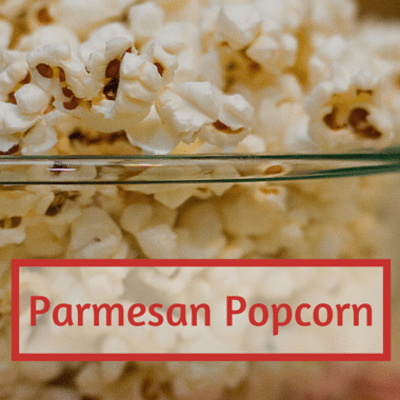 The Chew: Parmesan Popcorn Recipe