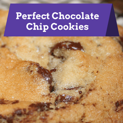 The Chew: Carla's Perfect Chocolate Chip Cookie Recipe