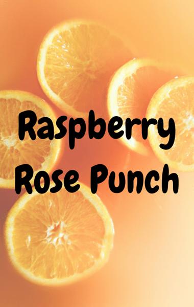 The Chew: Raspberry Rose Punch Recipe