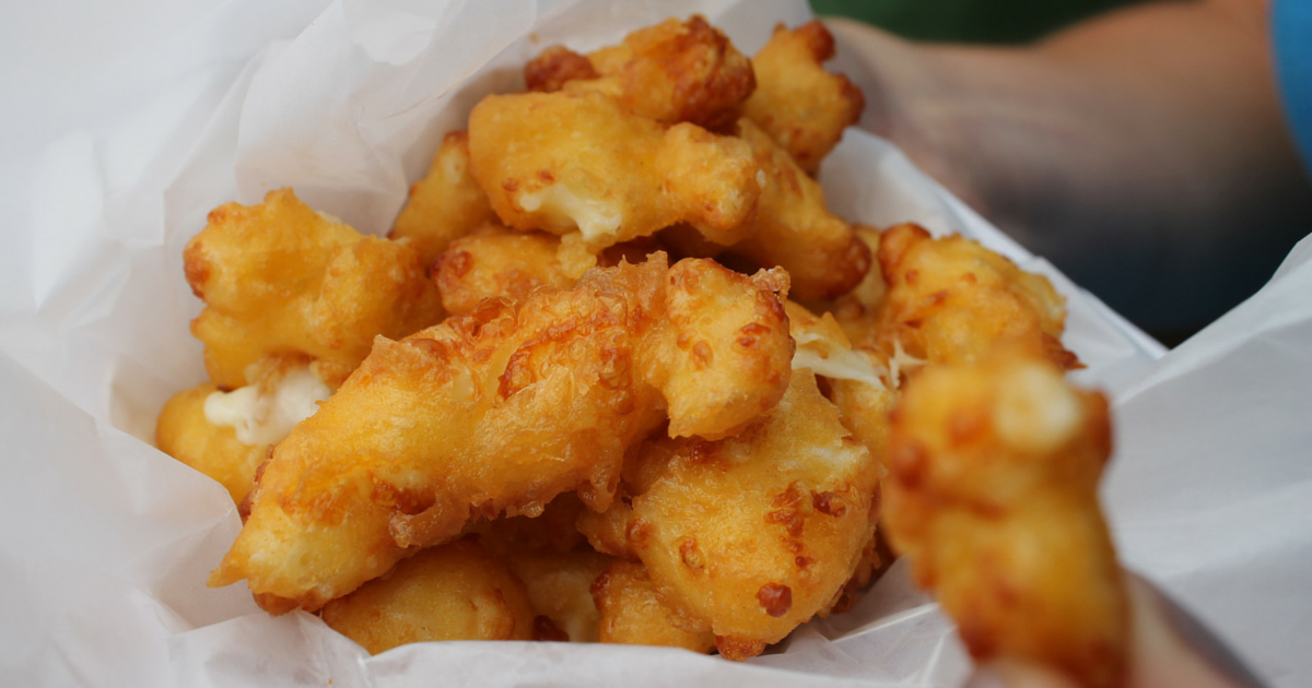 The Chew: Fried Cheese Curds With Ranch-Style Sauce Recipe