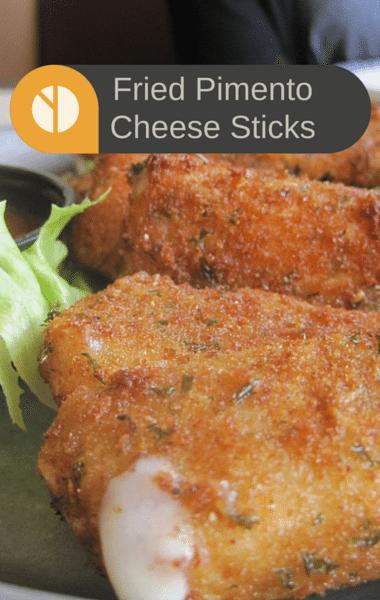 The Chew: Fried Pimento Cheese Sticks Recipe