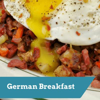 The Chew: Marlene Schrager's German Breakfast Recipe