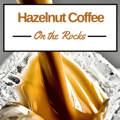 The Chew: Hazelnut Coffee On The Rocks Recipe