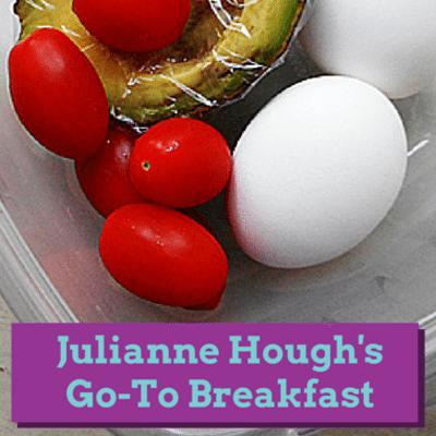 Rachael Ray: Julianne Hough Go-To Breakfast Recipe