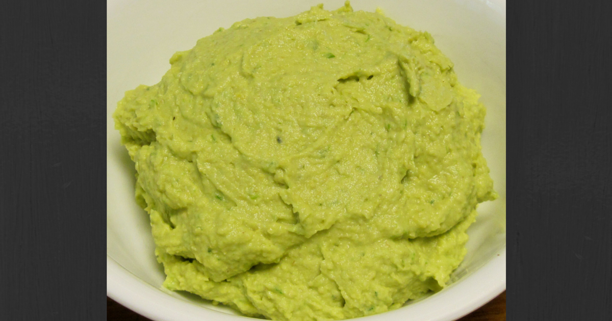 Spring Pea Hummus