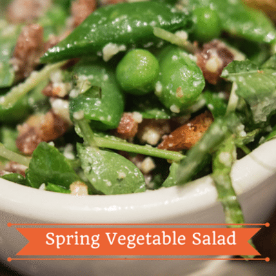 The Chew: Spring Vegetable Salad Recipe