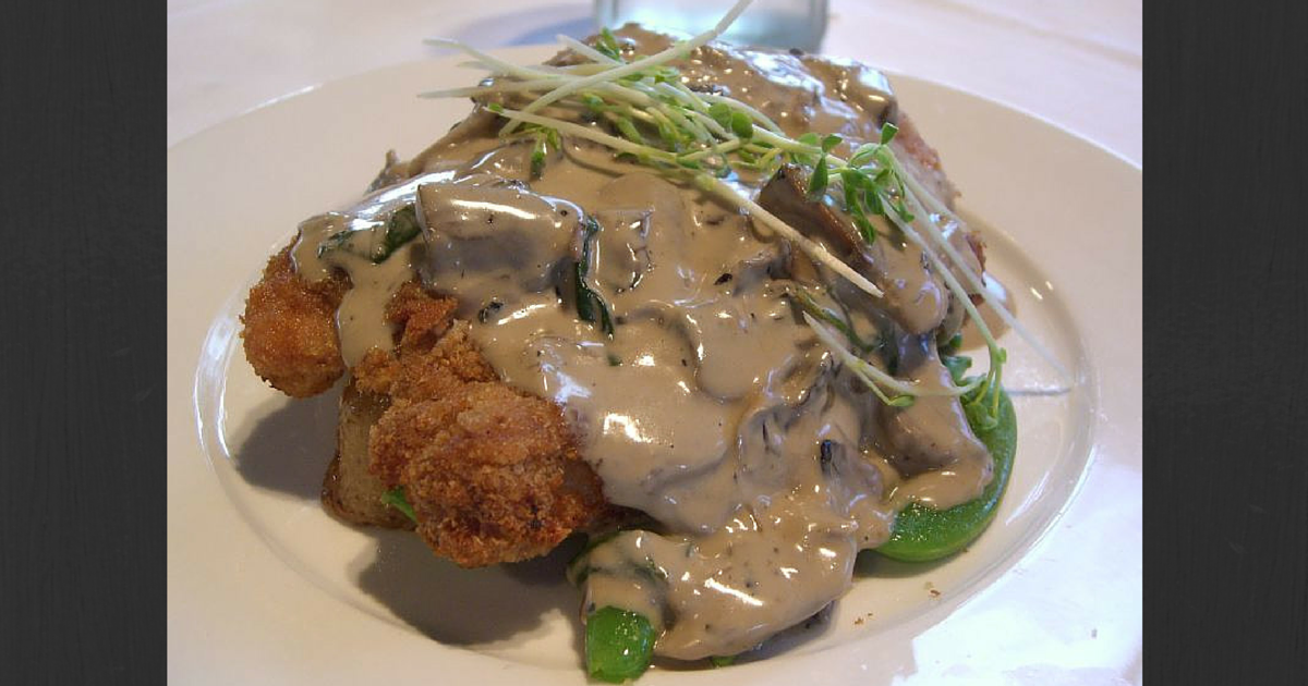 The Chew: Chicken Scaloppine With Asparagus & Peas Recipe