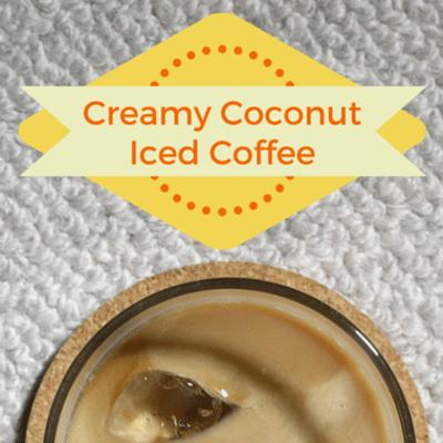 Rachael Ray: Creamy Coconut Iced Coffee Recipe