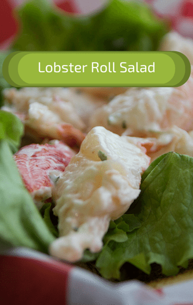 The Chew: Lobster Roll Salad Recipe