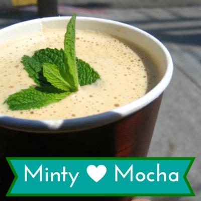 Rachael Ray: Minty Mocha Recipe