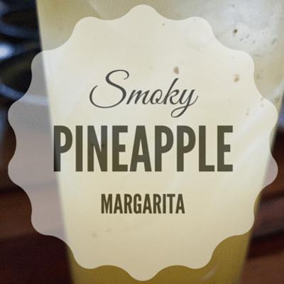 Rachael Ray: John Cusimano Smoky Pineapple Margarita Recipe