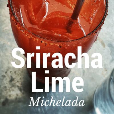 The Chew: Sriracha-Lime Michelada Recipe