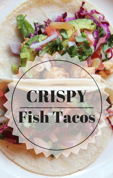 The Chew: Crispy Fish Tacos Recipe