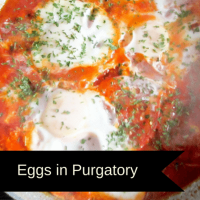 The Chew: Eggs In Purgatory Recipe