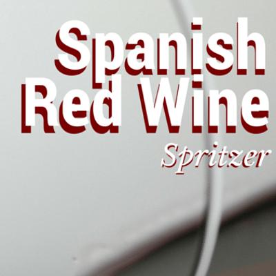 The Chew: Spanish Red Wine Spritzer Recipe
