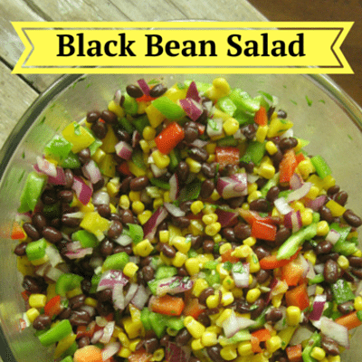 Rachael Ray: Hope Cohen Black Bean Salad Recipe