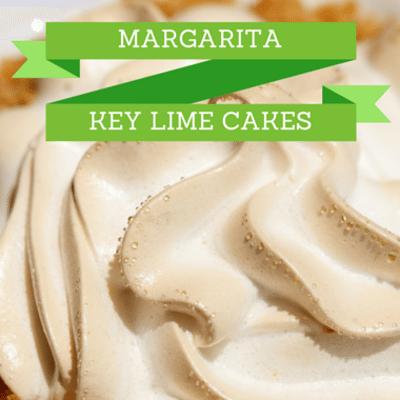 Rachael Ray: Margarita Key Lime Cakes Recipe
