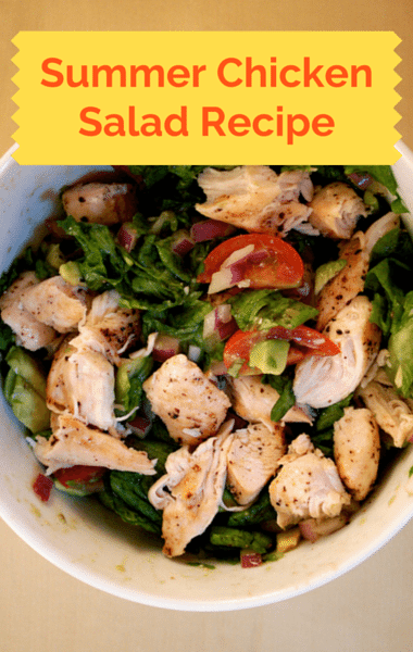 Rachael Ray: Hope Cohen Summer Chicken Salad Recipe