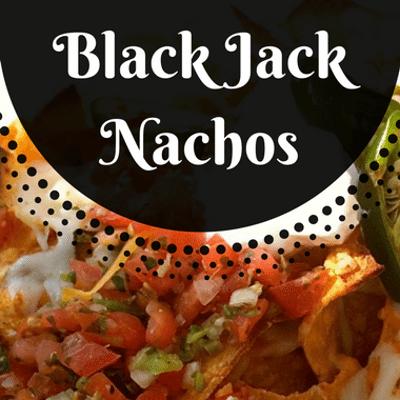 Rachael Ray: Black Jack Nachos + Gazpacho Salsa Recipe