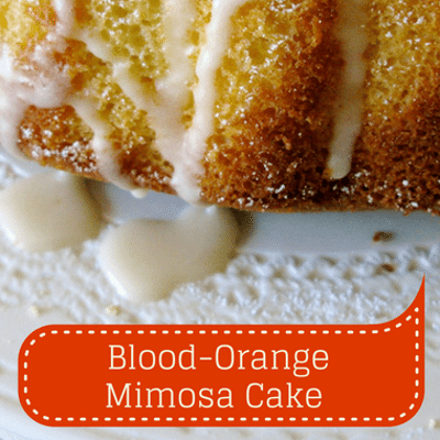 Rachael Ray: Jocelyn Delk Adams Blood-Orange Mimosa Cake Recipe