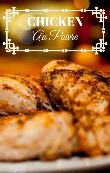 The Chew: Chicken Au Poivre Recipe