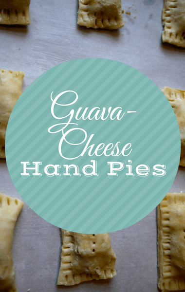 The Chew: Guava-Cheese Hand Pie Bites Recipe