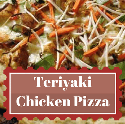 Rachael Ray: Curtis Stone Teriyaki Chicken Pizza Recipe