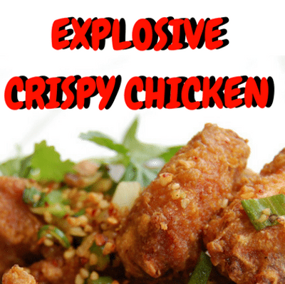 Rachael Ray: Action Bronson Explosive Crispy Chicken Recipe