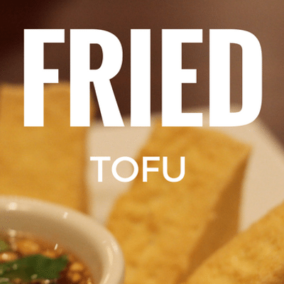 The Chew: Fried Tofu With Jicama Slaw Recipe