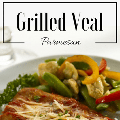 The Chew: Grilled Veal Parmesan Recipe