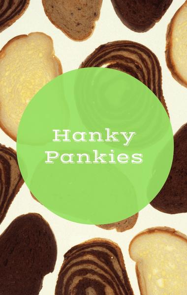 Rachael Ray: Mario Batali Hanky Pankies Recipe