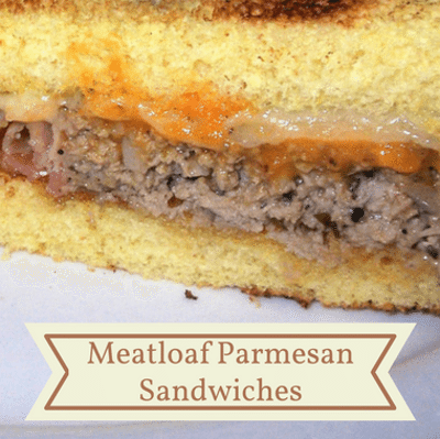 The Chew: Meatloaf Parmesan Sandwiches Recipe