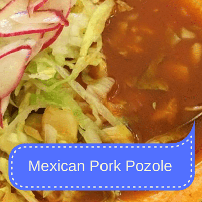 Rachael Ray: Guy Fieri Mexican Pork Pozole Recipe