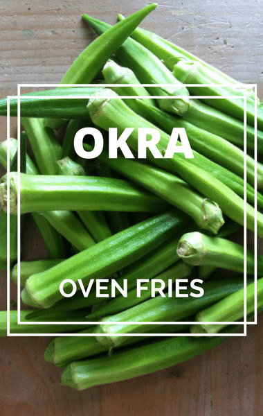 Rachael Ray: Vivian Howard Okra Oven Fries Recipe