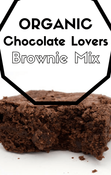 Rachael Ray: Sarah Michelle Gellar Organic Chocolate Brownie Mix