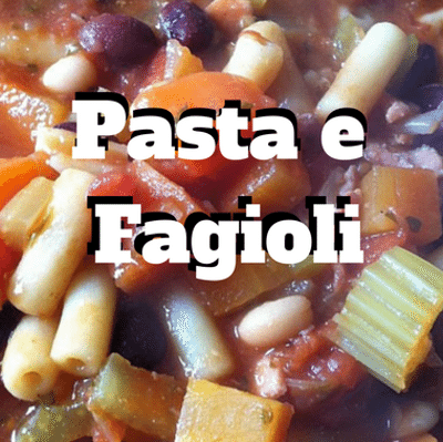 The Chew: Pasta E Fagioli Recipe