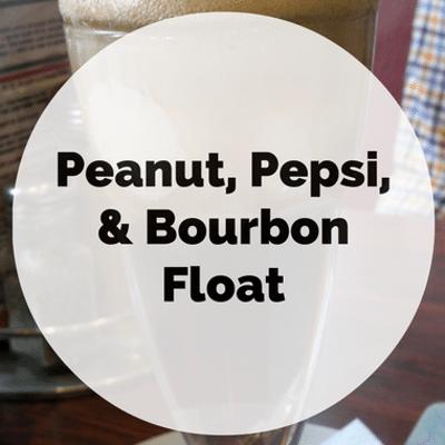 Rachael Ray: Vivian Howard Peanut, Pepsi, & Bourbon Float Recipe