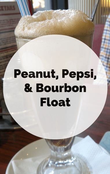 Rachael Ray: Vivian Howard Peanut, Pepsi, & Bourbon Float Recipe