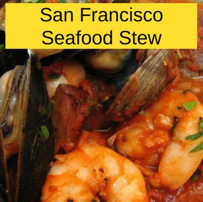 The Chew: San Francisco Seafood Stew Recipe