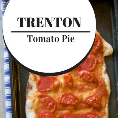 The Chew: Trenton Tomato Pie Recipe